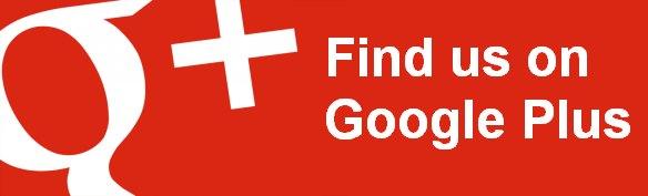 Find us on Google Plus