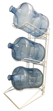 3 Bottle Rack