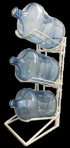 3 Bottle Rack