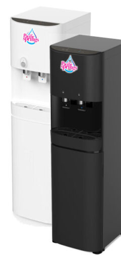 Freestanding Hydra Filtered Water Coolers