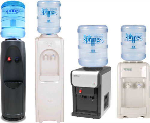 Spring Water Coolers